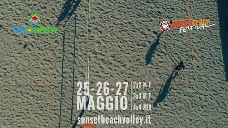 Sunset Beach Festival Vol.4 – 24 MAGGIO